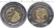 Каталог монет - монета  Резервация Лос-Койотес 5 долларов