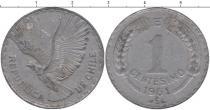 Каталог монет - монета  Чили 1 сентим