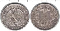 Каталог монет - монета  Чили 50 сентим