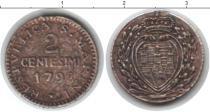 Каталог монет - монета  Сан-Марино 2 сентесимо