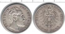 Каталог монет - монета  Анхальт 2 марки