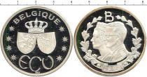 Каталог монет - монета  Бельгия 1 экю
