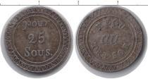 Каталог монет - монета  Маврикий 25 соус