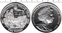 Каталог монет - монета  Сендвичевы острова 2 фунта