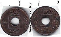 Каталог монет - монета  Гонконг 1 мил