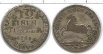 Каталог монет - монета  Брауншвайг-Вольфенбюттель 1/12 талера