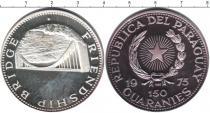 Каталог монет - монета  Парагвай 150 гуарани