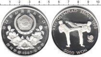Каталог монет - монета  Корея 5000 вон