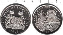 Каталог монет - монета  Сьерра-Леоне 1 доллар