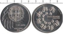 Каталог монет - монета  Португалия 1 1/2 евро