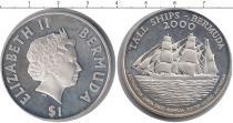 Каталог монет - монета  Бермудские острова 1 доллар