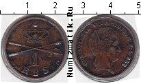 Каталог монет - монета  Дания 1 ригсбанкскиллинг