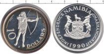 Каталог монет - монета  Намибия 10 марок