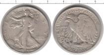 Каталог монет - монета  США 50 центов