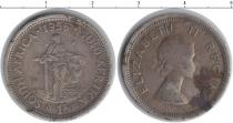 Каталог монет - монета  Южная Африка 1 шиллинг