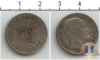 Каталог монет - монета  Дания 10 сентим