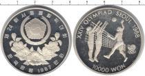 Каталог монет - монета  Южная Корея 10000 вон