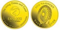Каталог монет - монета  Южная Корея 15000 вон