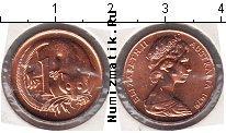 Каталог монет - монета  Австралия 1 цент