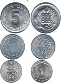 Каталог - подарочный набор  Алжир Алжир 1964-1985