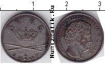 Каталог монет - монета  Дания 3 ригсбанкскиллинга