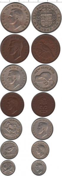 Каталог - подарочный набор  Новая Зеландия Новая Зеландия 1947