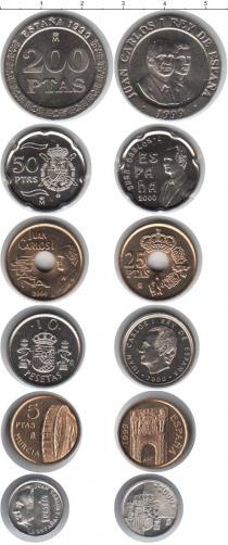 Каталог - подарочный набор  Испания Испания 1999-2000