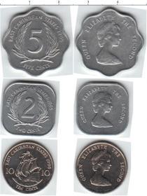 Продать Наборы монет Карибы Карибы 1995-1996гг 0