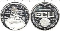 Каталог монет - монета  Дания 1 экю