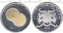 Каталог монет - монета  Бенин 500 франков