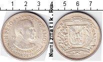 Каталог монет - монета  Доминиканская республика 1 песо