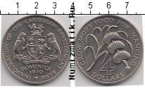 Каталог монет - монета  Доминиканская республика 4 доллара