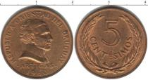 Каталог монет - монета  Уругвай 5 сентесим