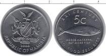 Каталог монет - монета  Намибия 5 центов