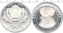 Каталог монет - монета  Корея 500 вон