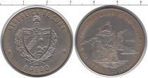 Каталог монет - монета  Куба 1 песо