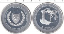Каталог монет - монета  Кипр 5 евро