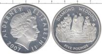 Каталог монет - монета  Олдерни 5 фунтов