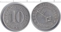 Каталог монет - монета  Бремен 10 пфеннигов