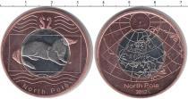 Каталог монет - монета  Северный Полюс 2 доллара
