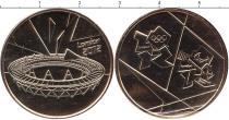 Продать Подарочные монеты Великобритания Лондон 2012- спортивная коллекция 2012