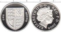 Каталог - подарочный набор  Великобритания Серебряный фунт Питфорда