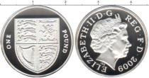 Каталог - подарочный набор  Великобритания Серебряный фунт