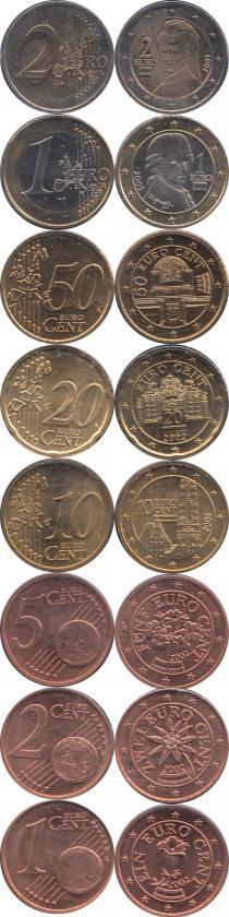 Каталог - подарочный набор  Австрия Евронабор 2002