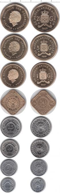 Каталог - подарочный набор  Антильские острова Антильские острова 1991-2012