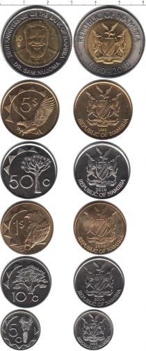 Каталог - подарочный набор  Намибия Намибия 1993-2010