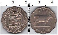 Каталог монет - монета  Гернси 3 пенса