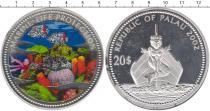 Каталог монет - монета  Палау 20 долларов
