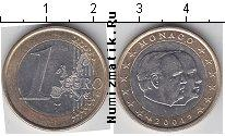 Каталог монет - монета  Монако 1 евро