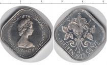 Каталог монет - монета  Багамские острова 50 центов